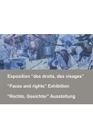 """Exposition """"Des droits, des..."""
