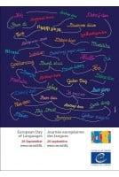 """affiche """"Journée européenne..."""