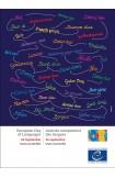 """affiche """"Journée européenne des langues"""""""
