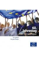 60. Jahrestag der Europaflagge