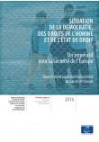 PDF - Situation de la démocratie, des droits de l'homme et de l'Etat de droit