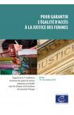 Pour garantir l'égalité d'accès à la justice des femmes