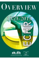 ECHR - Overview 1959-2015