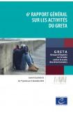 6e rapport général sur les activités du GRETA (1er janvier - 31 décembre 2016)