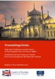 Conférence de haut niveau sur l'avenir de la Cour européenne des droits de l'homme, Brighton, Royaume-Uni, 18-20 avril 2012