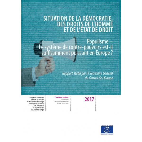 «La situation des Droits de l Homme en Europe ...