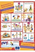 """Affiche """"Charte du Conseil..."""