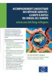 Accompagnement linguistique des réfugiés adultes: la boîte à outils du Conseil de l'Europe