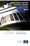 Surveillance de l'exécution des arrêts et décisions de la Cour européenne des droits de l'homme 2016 - 10e rapport annuel du Comité des Ministres