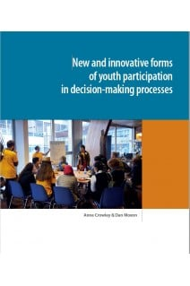 New and innovative forms of youth participation in decision
